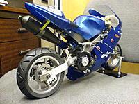 Name: 046 (2).JPG Views: 33 Size: 521.0 KB Description: custom titanium framed nitro bike
