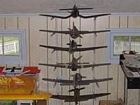 Name: DSCF0941 (Medium).jpg Views: 161 Size: 71.0 KB Description: A stack o Warbirds