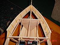 Name: 82 Orca project 9 Dec 2012.jpg Views: 214 Size: 243.4 KB Description: Gunwheale bow complete