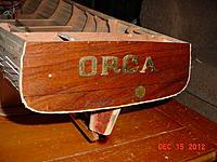 Name: 83 Orca project 15 Dec 2012.jpg Views: 205 Size: 268.3 KB Description: transom complete