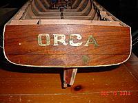 Name: 84 Orca project 9 Dec 2012.jpg Views: 198 Size: 285.2 KB Description: transom complete