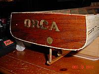 Name: 85 Orca project 15 Dec 2012.jpg Views: 189 Size: 232.6 KB Description: transom complete