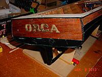 Name: 120 Orca project 09 Jan 2013.jpg Views: 178 Size: 245.0 KB Description: