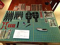 Name: IMG_0420.jpg Views: 409 Size: 259.9 KB Description: Getting set to go on frame assembly