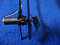 Name: mini cp tail 1.jpg Views: 85 Size: 159.7 KB Description: i used the stock motor mount, just cut the little straps then tie wrap it once the motor is in.