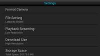 Name: LinkinEyes Settings 2.png Views: 517 Size: 37.6 KB Description: Smartphone: modify SJ5000+ camera settings