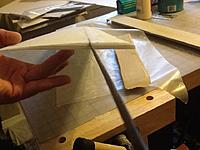 Name: V27.jpg Views: 556 Size: 213.7 KB Description: Done my mystery airfoil all I know is its flat on the bottom