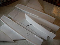 Name: 001.jpg Views: 322 Size: 151.9 KB Description: the 2ply wall thickness duct sides just before gluing. the splitter is already glued in place.