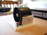 Name: 005.jpg Views: 324 Size: 155.9 KB Description: motor mount made from double thick layer 37mm tall and fan unit just epoxied on.