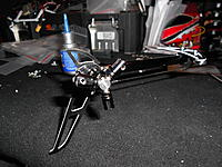 Name: DSCN1179.jpg Views: 99 Size: 264.3 KB Description: You can go ahead and install the tail rotor hub now. Use plenty of thread lock here too.