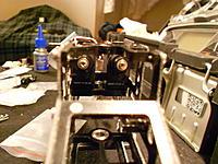 Name: DSCN1269.jpg Views: 96 Size: 200.1 KB Description: insert the servos into the slots on the bottom servo tray.