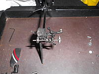Name: 11.jpg Views: 503 Size: 147.3 KB Description: Don't forget to install the steering slider before attaching the hub.