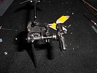 Name: DSCN1932.jpg Views: 468 Size: 146.4 KB Description: disconnect the steering slider from the rocker.