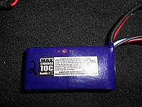 Name: DSCN3300.jpg Views: 87 Size: 263.4 KB Description: These particular Turnigy Nano packs are rated for up to 10C charge capacity. With a loading time like that, i'm not sure if i need to buy more than 3 of these packs!