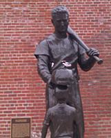 Name: FenwayPark_MA.jpg Views: 59 Size: 99.2 KB Description: Ted Williams Statue Fenway Park Boston Massachusetts