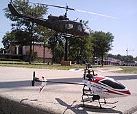 Name: Huey 1 Jacksonville Museum Military History Jacksonville AR.jpg Views: 78 Size: 296.3 KB Description: Bell UH-1 Iroquois at the Jacksonville Museum of Military History in Jacksonville Arkansas.