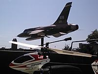Name: F 105 Jacksonville Museum Military History Jacksonville AR.jpg
