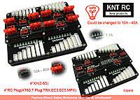Name: KNT New Products?1?.jpg Views: 199 Size: 133.9 KB Description: KNT new products(4*XH(2-8S), 4*RC Plug,TRX,EC3,EC5,MPX.)