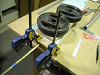 Name: DSCN0353.JPG Views: 46 Size: 231.7 KB Description: Another drill jig I made to help with spar installation. I used the actual spar to drill out this hole