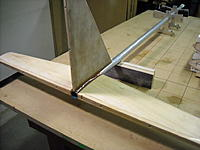 Name: DSCN0501.JPG Views: 23 Size: 233.6 KB Description: Tail assembly was pretty straight forward. Used 30 min epoxy to glue everything together