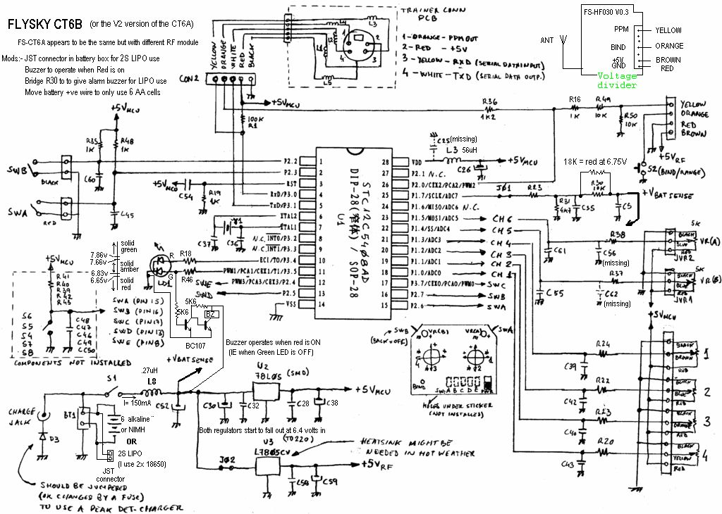 Attachment browser: FS-CT6B circuit diagram.jpg by midelic