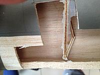 Name: 1inside leftwing center close up.JPG Views: 6 Size: 131.0 KB Description: