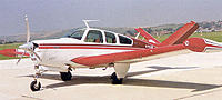 Name: Beech_V35_Bonanza.jpg