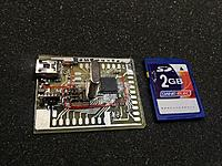 Name: 2012-11-28 05.39.37.jpg Views: 78 Size: 229.8 KB Description: Toner transfer, MSP430F5510 chip