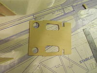 """Name: IMG_1657_1.jpg Views: 109 Size: 183.1 KB Description: Battery tray. Made from 1/8"""" aircraft ply."""