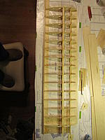 Name: 834.jpg Views: 212 Size: 110.9 KB Description: The right half of the wing during a dry fit.