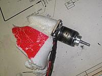 Name: IMG_0002.jpg Views: 96 Size: 88.3 KB Description: Engine mount for upgraded motor