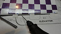 Name: Cut Slots, Drill Weep-Holes & Test fit Hinges.jpg Views: 87 Size: 107.2 KB Description: Cut Slots, Drill Weep-Holes & Test fit Hinges