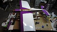Name: Trial Fit Wings with Ailerons.jpg Views: 98 Size: 150.4 KB Description: Trial Fit Wings with Ailerons