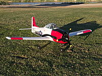 Name: DSCF1488.jpg Views: 305 Size: 328.2 KB Description: 0615 in the morning, and Trojan #365 waits for clearance for take-off on an early morning training flight...today we're going to practice AEROBATICS!!