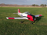 Name: DSCF1581.jpg Views: 283 Size: 315.9 KB Description: Sitting pretty in the desert sun...A great plane to dust off the cob-webs with...