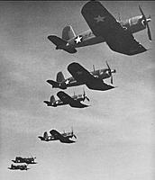 Name: F4U-1s_VF-17_NAN7-2-43.jpg Views: 235 Size: 99.2 KB Description: Wonderful photo of early model Corsairs of VF-17 - February, 1943 (Photo courtesy of Wikipedia)