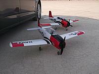 Name: DSCF4386.jpg Views: 236 Size: 160.7 KB Description: Team Trojan at Calico dry lake...