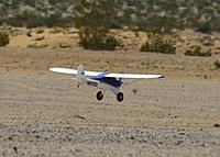 """Name: _D714832-1.jpg Views: 49 Size: 331.1 KB Description: On short final; had to land in the """"rough"""" because of the wind direction..."""