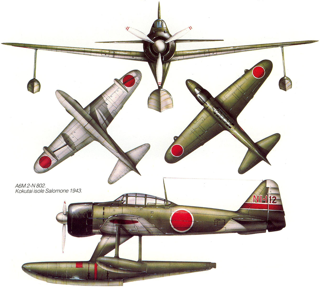 Name: 65_164.jpg Views: 426 Size: 196.1 KB Description: Mitsubishi/Nakajima A6M2-N Rufe