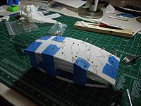 Name: DSC01267.jpg Views: 170 Size: 223.3 KB Description: Cartoon C-119 central fuselage skin.