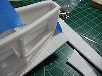 Name: DSC01268.jpg Views: 160 Size: 163.8 KB Description: Cartoon C-119 central fuselage skin.