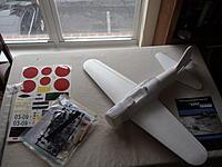 Name: DSC01464.jpg Views: 191 Size: 176.1 KB Description: GWS kit for Mitsubishi Zero