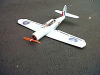 Name: IMG-20130111-00681.jpg Views: 52 Size: 177.8 KB Description: Blackburn Skua FF to RC Conversion. Ready for first flight.