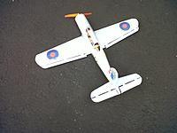 Name: IMG-20130111-00683.jpg Views: 47 Size: 288.1 KB Description: Blackburn Skua FF to RC Conversion. Ready for first flight.