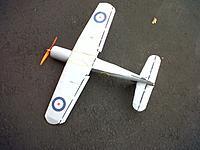 Name: IMG-20130111-00684.jpg Views: 55 Size: 178.5 KB Description: Blackburn Skua FF to RC Conversion. Ready for first flight.