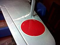 Name: IMG-20130114-00691.jpg Views: 44 Size: 295.7 KB Description: Nakajima A6M2-N Rufe. Post-accident repairs.