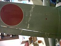 Name: IMG-20130114-00692.jpg Views: 44 Size: 158.0 KB Description: Nakajima A6M2-N Rufe. Post-accident repairs.