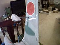 Name: IMG-20130114-00693.jpg Views: 39 Size: 189.7 KB Description: Nakajima A6M2-N Rufe. Post-accident repairs.
