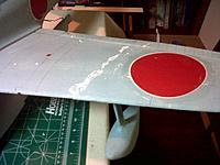 Name: IMG-20130114-00694.jpg Views: 35 Size: 181.3 KB Description: Nakajima A6M2-N Rufe. Post-accident repairs.