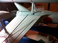 Name: IMG-20130114-00698.jpg Views: 40 Size: 161.5 KB Description: Nakajima A6M2-N Rufe. Post-accident repairs.